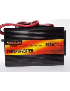 Mgl Mli200    Conversor 12v 220v  200w C/usb