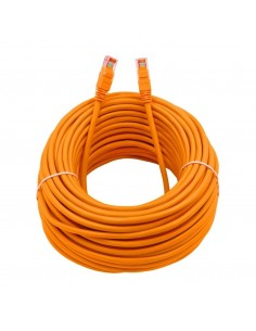 Mgl Pc200 Cable Rj45 - Rj45         20 Mts (red Recto)