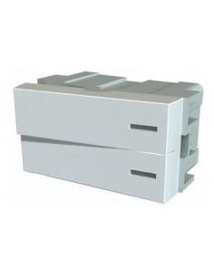 Jeluz 60034     Mod  Platinum 1/2 Comb  + Comb           Blanco (ex Verona 40034)