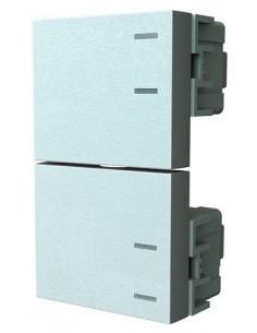 Jeluz 60451  2 Mod  Platinum 2 X Punto 1 Y 1/2  10a Blanco  (verona)