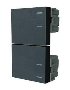 Jeluz 80451  2 Mod  Platinum 2 X Punto 1 Y 1/2  10a Gris (verona)