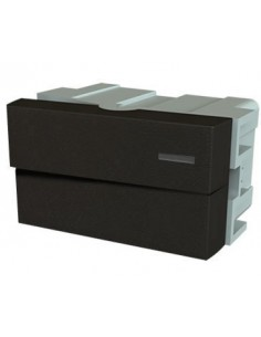 Jeluz 80033     Mod  Platinum 1/2 Comb  + Ciego          Gris