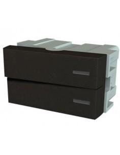Jeluz 80034     Mod  Platinum 1/2 Comb  + Comb           Gris
