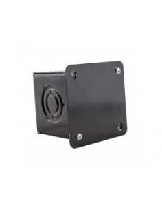 Ag Hdel201 Caja Derivacion Chapa 100 X 100 X  80 (genrod 06601)