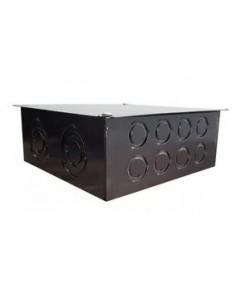 Ag Hdel317 Caja Derivacion Chapa 400 X 400 X 100 (genrod 06646)