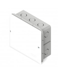 Genrod 061618 Caja Derivacion Pvc 16 X 18