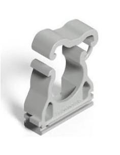Genrod Gra020e Grampa    P/caño 20mm (  3/4)          Tecnocom / Ayan / Sica / Homeplast/tubelectric