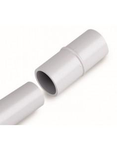 Genrod Utr040e  Union     P/caño 40mm (1 1/2) Ip 40    Tecnocom / Ayan / Sica / Homeplast/tubelectric