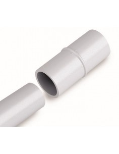 Genrod Utr032e  Union     P/caño 32mm (1 1/4) Ip 40    Tecnocom / Ayan / Sica / Homeplast/tubelectric