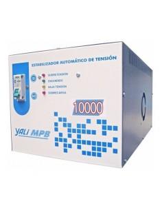 Yali Mpb10000 Estabilizador  Monofasico  10.0kw / 40a - 150v A 245v - Microcontrolado P/casa Gtia2años