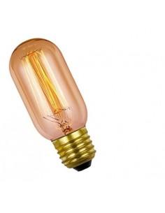 Interelec 403154 E27 T45_ Vintage Inc 25w/2200k Gold 40lm Antique El-t45(25w)am 4,5x11cm