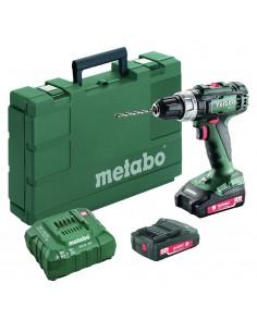 Metabo 602317500 Atornillador A Bateria 18v 13mm A Con 2 Baterias + Cargador + Maletin ( Sb 18 L )