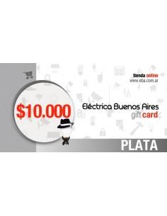 Giftcard 10k Plata - $10.000 - Regala Una Tarjeta De Compra A Quien Quieras  - No Combinables Con Escala De Descuentos De Vo
