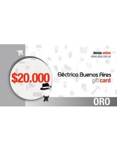 Giftcard 20k Oro - $20.000 - Regala Una Tarjeta De Compra A Quien Quieras  - No Combinables Con Escala De Descuentos De Volu