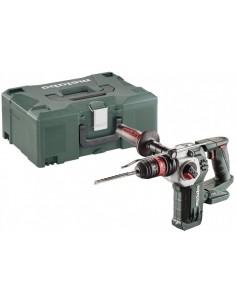 Metabo Kha 18 Ltx 24 Q Martillosds Plus Sds 2,2j 13mm Sin Bateria Con Maletin 6002118