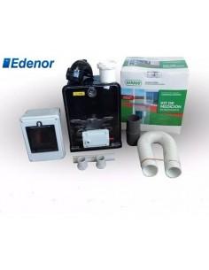 * Genrod 101229-2_ Edenor Kit Pilar Monofasica Inferior - (caja Ip + Caja Medidor + Flexible 1/2 + Pipeta Bak)
