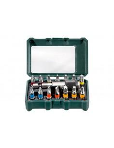 Metabo 626703000 Kit Caja De Puntas sp 56 Piezas