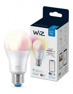 Wiz 8718699785376 Smart Rgb E27  9w 810 Lms Wifi (color Change+dimmeable)  30.000hrs App Smart Life Lampara