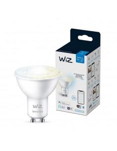 Wiz 8719514550872 Smart F/c Gu-10  4.9w 450 Lms Wifi (fria / Calida + Dimmeable)  30.000hrs App Smart Life Lampara Dicroica