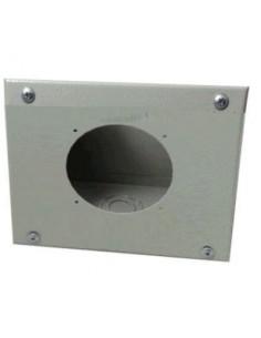 Genrod 09976        Caja P/capsulado 1 X 16a                    (gabinete Metalico Ind. P/capsulados Cbox Ext)